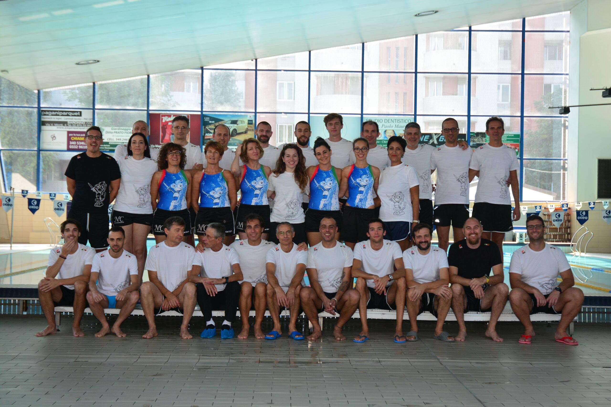 Report: primi Mesi di attività ASD Nuotatori del Carroccio