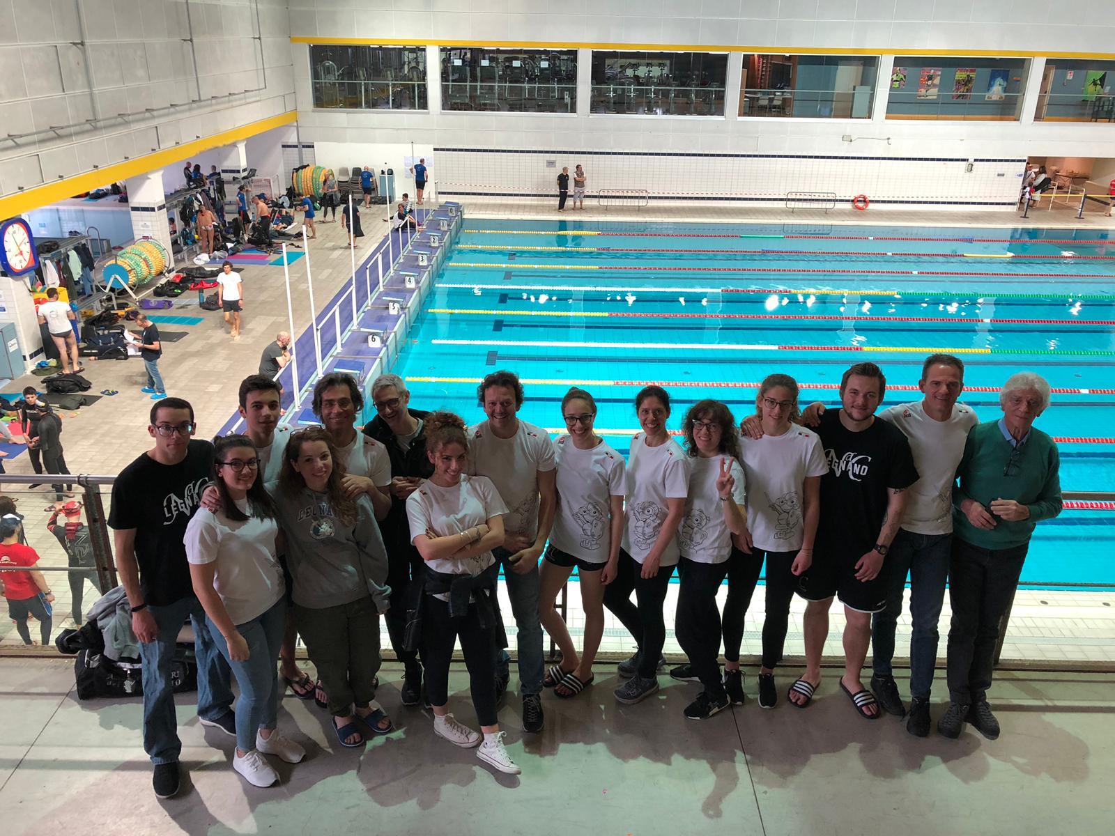 Report attività APNEA : Nuotatori del Carroccio sempre più affascinati dalla tecnica di Apnea