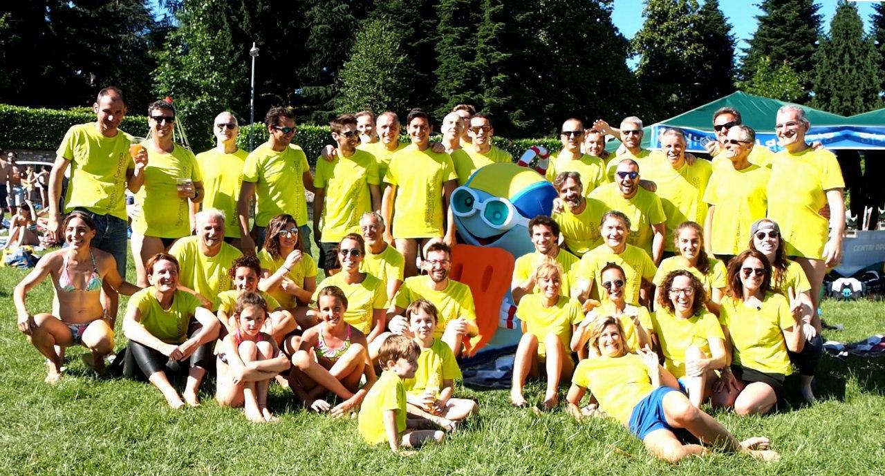 Nuotatori del Carroccio : Si apre la stagione delle Acque Libere