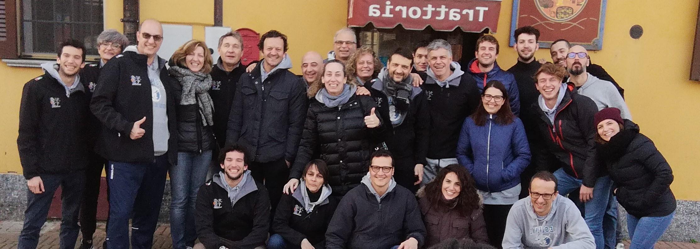 ASD Nuotatori del Carroccio tra le prime 15 Società Lombarde.